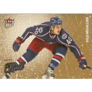 2008-09 Fleer Ultra Jared Boll Gold Medallion