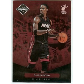 2011-12 Panini Limited Chris Bosh Base Single 103/299