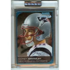 2006 Bowman Chrome Corey Bramlet Rookie Uncirculated Encased 509/519