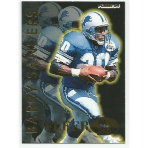 1994 FLEER ALL PRO BARRY SANDERS INSERT #11
