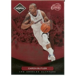2011-12 Panini Limited Caron Butler Base Single 206/299