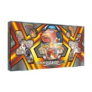 Pokemon Trading Card Game Charizard GX Premium Collection Box