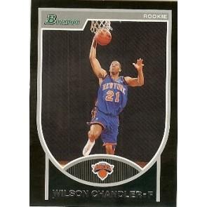 2007-08 Bowman Wilson Chandler Rookie 2454/2999