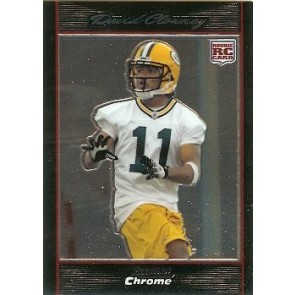 2007 Bowman Chrome David Clowney Rookie