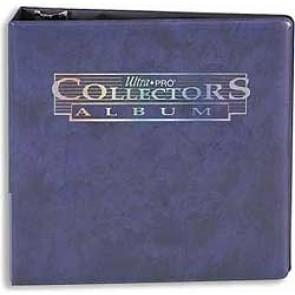 "Ultra Pro 3"" Collectors Binder Blue"