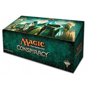 Conspiracy Booster Pack Box ENGLISH Sealed Brand New - MTG