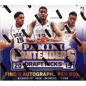 2015-16 Panini Contenders Draft Basketball