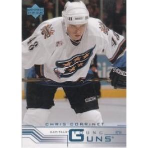 2001-02 Upper Deck Chris Corrinet Young Guns