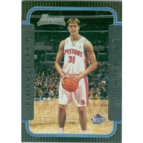 2003-04 Bowman Darko Milicic Rookie