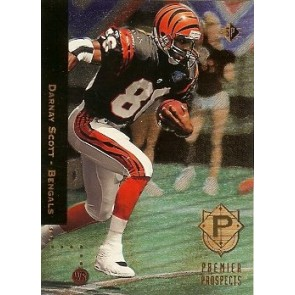 1994 Upper Deck SP Darnay Scott Premiere Prospects Foil