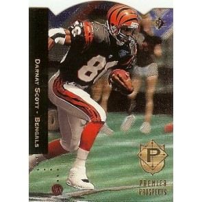 1994 Upper Deck SP Darnay Scott Premiere Prospects Foil Diecut