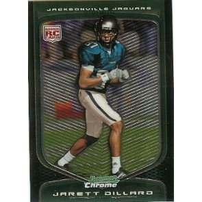2009 Bowman Chrome Jarett Dillard Rookie