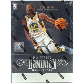 2018-19 Panini Dominion Basketball Hobby Box Factory Sealed