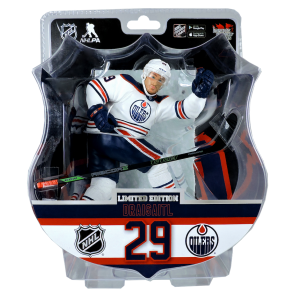 "2017 LEON DRAISAITL 6"" Action Figure - Edmonton Oilers IN STOCK 3500 Produced"