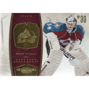 2010-11 Panini Dominion Brian Elliott Base Single 143/199