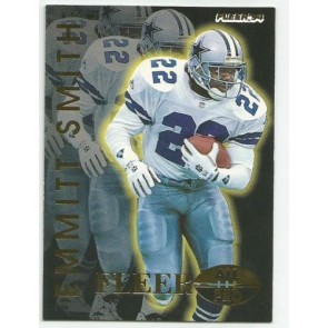 1994 Fleer All-Pro #17 Emmitt Smith Cowboys
