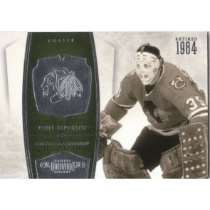 2010-11 Panini Dominion Tony Esposito Base Single 13/99