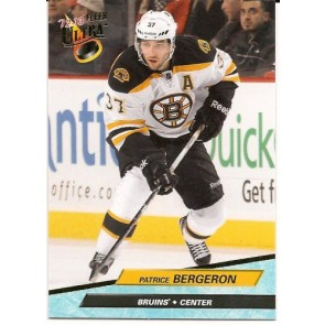 2012-13 UD Fleer Retro '92 Ultra Variation Patrice Bergeron