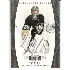 2011-12 Panini Dominion Marc-Andre Fleury Base Single 122/199