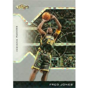 2004-05 Topps Finest Fred Jones X-fractor 149/199