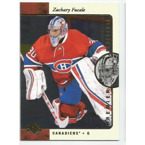 2015-16 UD SP AUTHENTIC 95-96 RETRO ZACHARY FUCALE ROOKIE