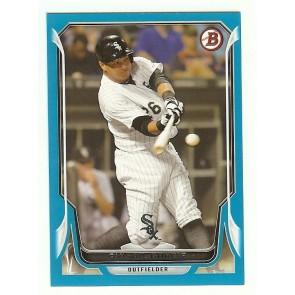 2014 Bowman Avisail Garcia Blue #45  /500 Chicago White Sox