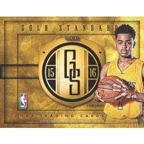 2015-16 Panini Gold Standard Basketball