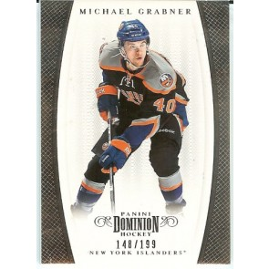 2011-12 Panini Dominion Michael Grabner Base Single 148/199