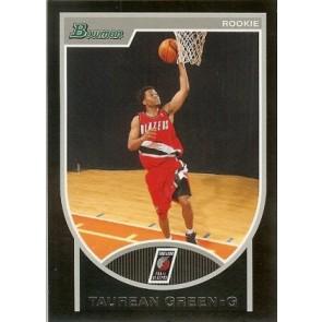 2007-08 Bowman Taurean Green Rookie 1181/2999