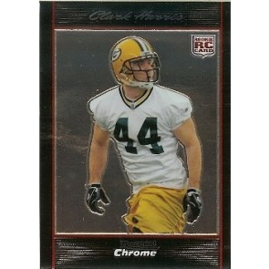 2007 Bowman Chrome Clark Harris Rookie
