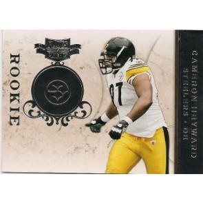 2011 Panini Plates & Patches Cameron Heyward Base Single Silver 051/100