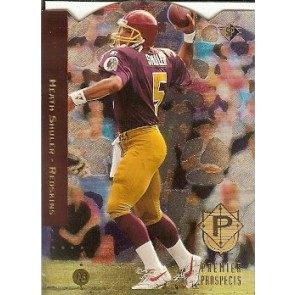 1994 Upper Deck SP Heath Shuler Premiere Prospects Foil Diecut