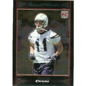 2007 Bowman Chrome Jarrett Hicks Rookie