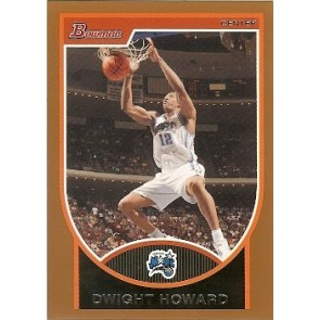 2007-08 Bowman Dwight Howard Bronze 017/399
