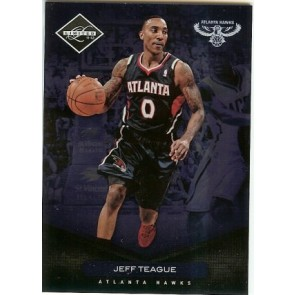 2011-12 Panini Limited Jeff Teague Single 160/299