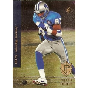1994 Upper Deck SP Johnnie Morton Premiere Prospects Foil