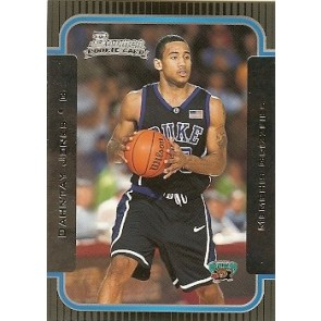 2003-04 Bowman Dahntay Jones Rookie