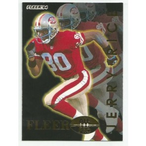 1994 Fleer JERRY RICE San Francisco 49ers All-Pro Insert
