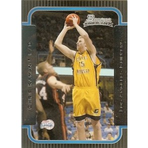 2003-04 Bowman Chris Kaman Rookie