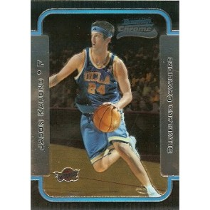 2003-04 Bowman Chrome Jason Kapono Rookie