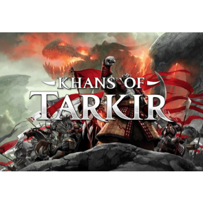 MAGIC THE GATHERING MTG KHANS OF TARKIR BOOSTER BOX
