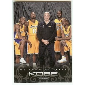 2012-13 Panini Anthology Kobe Bryant #87