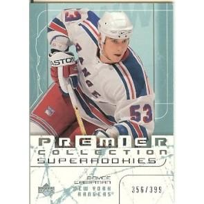 2003-04 Upper Deck Premier Bryce Lampman Rookie 356/399