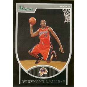 2007-08 Bowman Stephane Lasme Rookie 0907/2999