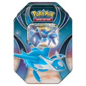 Pokemon XY Fall 2014 Latios EX Power Trio Collectors Tin