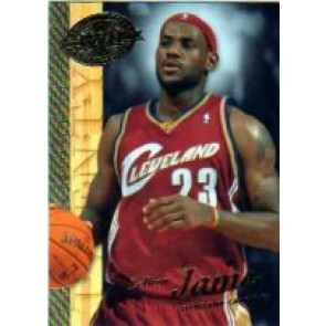 2007-08 Upper Deck 20th Anniversary Lebron James