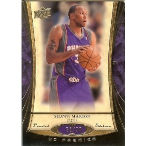 2007-08 Upper Deck Premier Shawn Marion Base Single 55/99