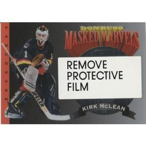 1994-95 Donruss Masked Marvels #6 Kirk McLean