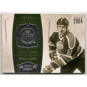 2010-11 Panini Dominion Mark Messier Base Single 51/99