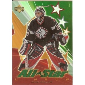 2003-04 Upper Deck All-Star Lineup Ryan Miller